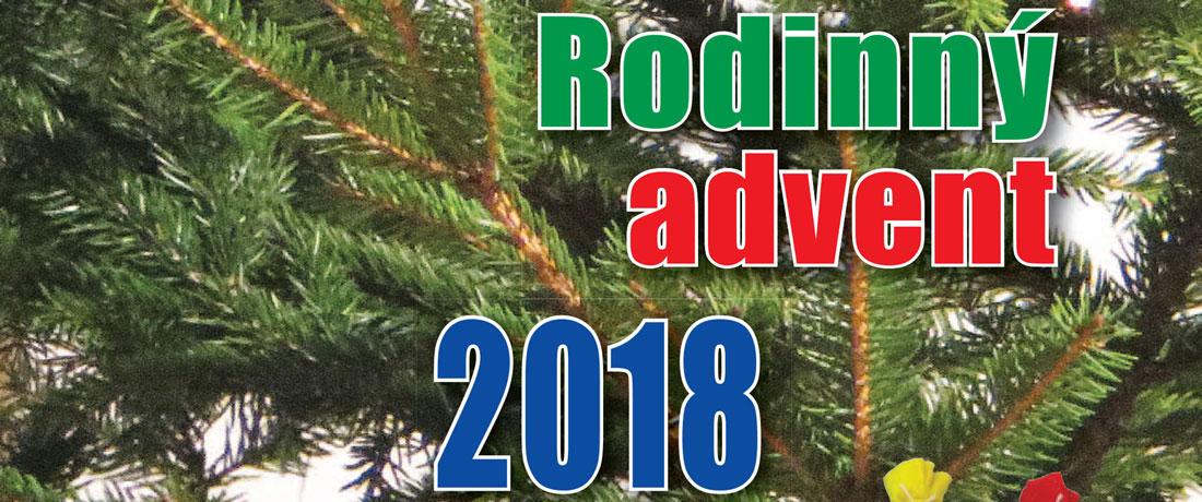 Adventný kalendár 2018
