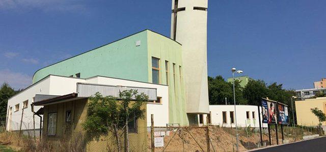 Posviacka kostola – KOŠICE TERASA