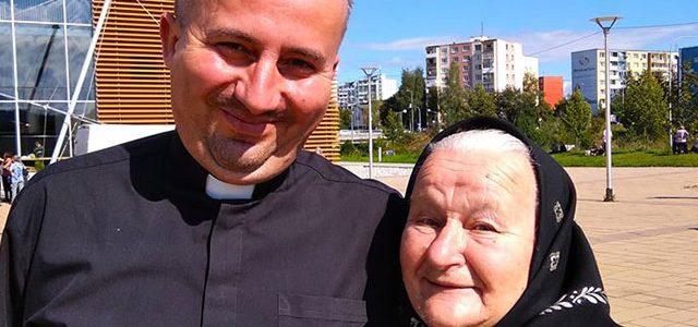 Teta Paluška na Dištriktuálnom dni
