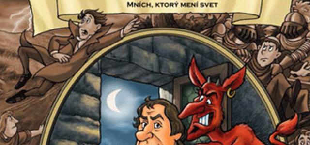 Martin Luther – komix pre deti a mládež
