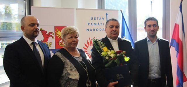 Cena ÚPN pre Ľubomíra Marcinu