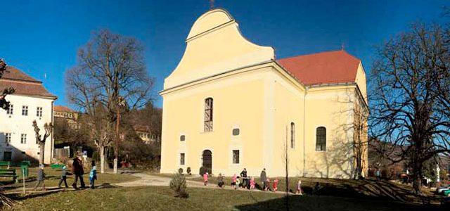 Kostol v Gelnici potrebuje pomoc