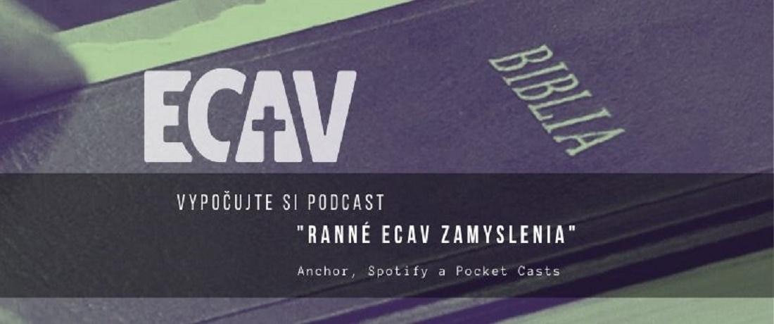 Podcast Ranné ECAV zamyslenia
