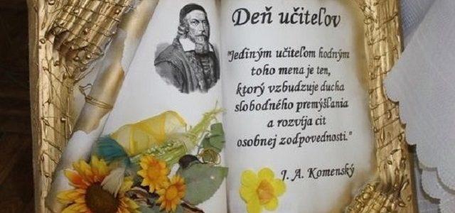 POZVÁNKA: Online Deň učiteľov škôl VD ECAV na Slovensku