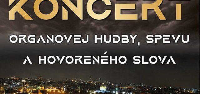 POZVÁNKA na koncert do Kežmarku