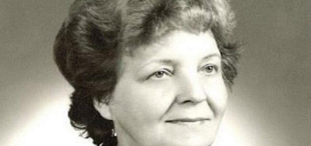 Kondolencia pri úmrtí farárky Ľudmily Veselej
