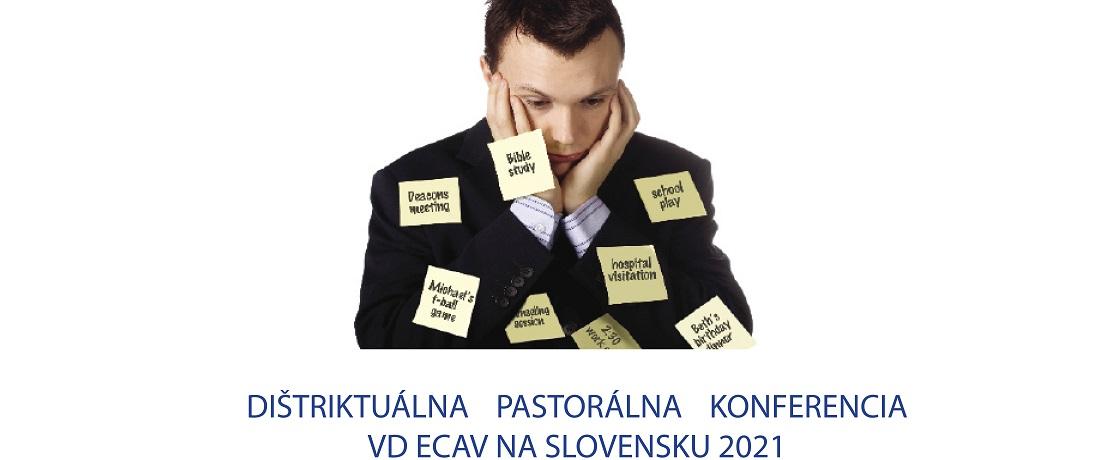 Dištriktuálna pastorálna konferencia VD